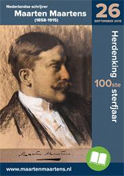 Flyer-Herdenking-100ste-sterfjaar-Maarten-Maartens